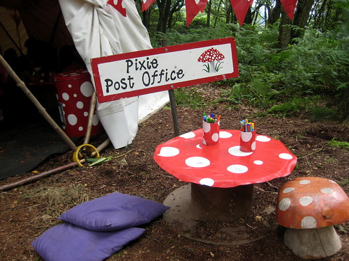 just so festival pixie post office