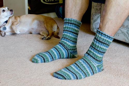 Ginormous socks