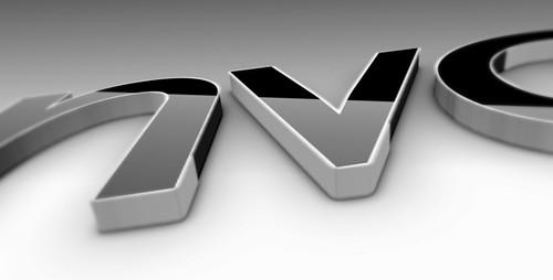 Zwart Klassiek 3D-logo - 2