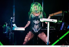 Ke$ha @ Patriot Center. (joshsisk) Tags: party music usa st photography washingtondc photo dc washington dance concert photos live livemusic style pop concerts fairfax electronic pho popmusic sleazy washingtonpost gmu kesha 2011 patriotcenter joshsisk keha best2011 getsleazy