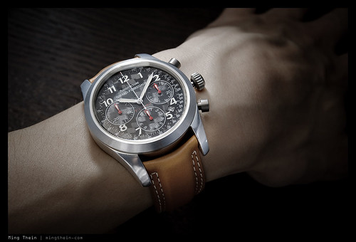 An Uncommon Girard Perregaux: The F1 047 Chronograph