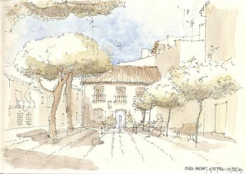 Plaza Begines - Estepona - Málaga