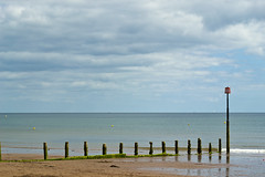Dawlish Beach (AP Creative | Ash Phillips) Tags: family baby beach bristol children dad cola mj coke wetsuit dawlish