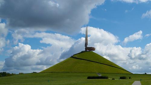 Курган славы, Минск