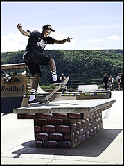 Ishod Wair | Front Blunt (Alex Papke) Tags: street camp philadelphia sports real nikon skateboarding box bricks skating nike skate philly woodward blunt frontside fourstar realskateboards campwoodward pocketwizards wair ishod nikeskateboarding sb900 ishodwair freshtildeath d7000 outdoorstreet ryanrullman