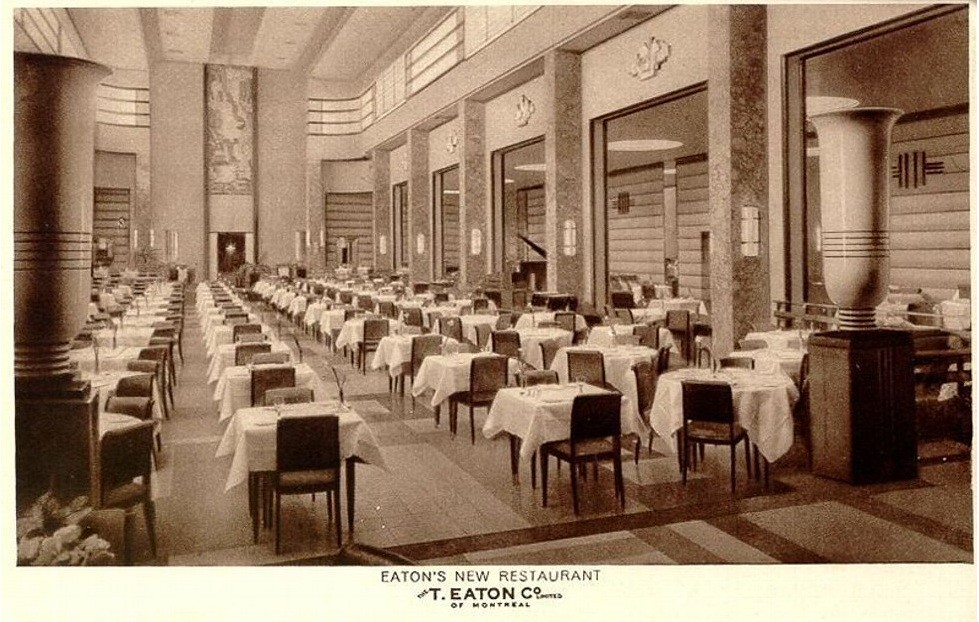 Eaton's restaurant