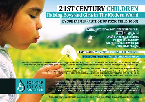 21st Century Children, Sue Palmer