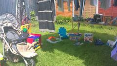 Garden Sale (bryanpage) Tags: garden bootfair gardensale