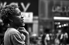 new york city (andrealinss) Tags: street nyc newyorkcity portrait blackandwhite bw usa white ny newyork black manhattan schwarzweiss streetfotografie streetphpotography andrealinss