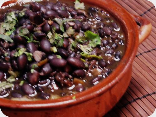 Austin Style Black Beans