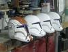 Delta Squad WIP (thorssoli) Tags: starwars costume helmet replica prop republiccommando deltasquad