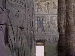 Dendera Temple (Stephane Mee) Tags: history greek temple egypt luxor archeology egypte egyptology hathor ptolemaic dendera dandarah