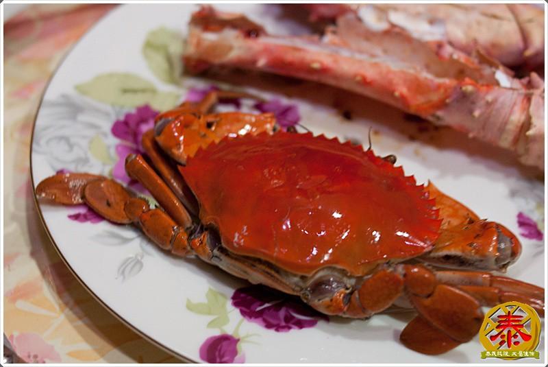 海鮮市集醉蟹 (2)