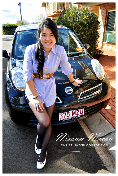 2D1N Road Trip to Brisbane and Gold Coast: Nissan Micra