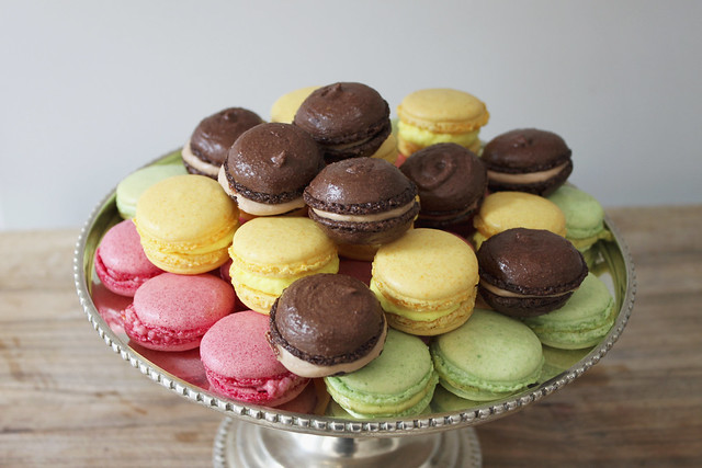 Collection Macaron