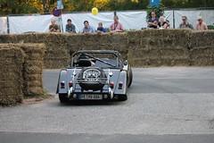 Morgan Plus 8 1984 _2480 (Transaxle (alias Toprope)) Tags: auto classic cars sports car sport race hamburg racing historic grandprix classics oldtimer autos veteran veterans stadtpark revival veteranen 2011