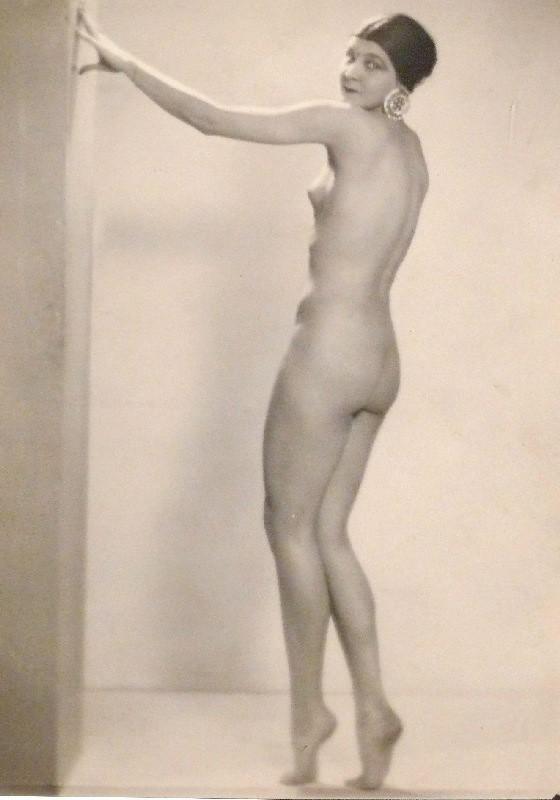 PÉCSI József Akt 1920  Nude