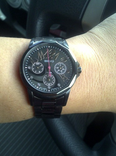 My new Seiko