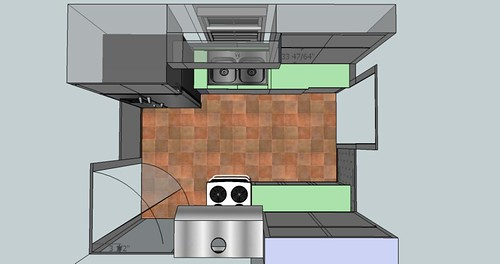 616 Van Buren Kitchen Re-model Sept 2011 B