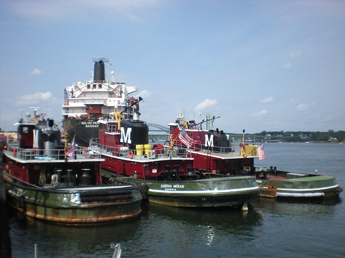 Tug Boats, Portsmouth NH