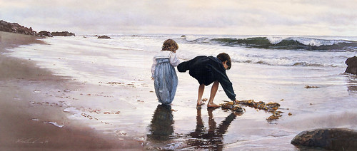 steve hanks for generations to come to 2000 watercolor a photo