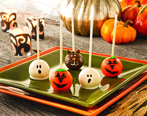 Boo-tiful Cake Pops!