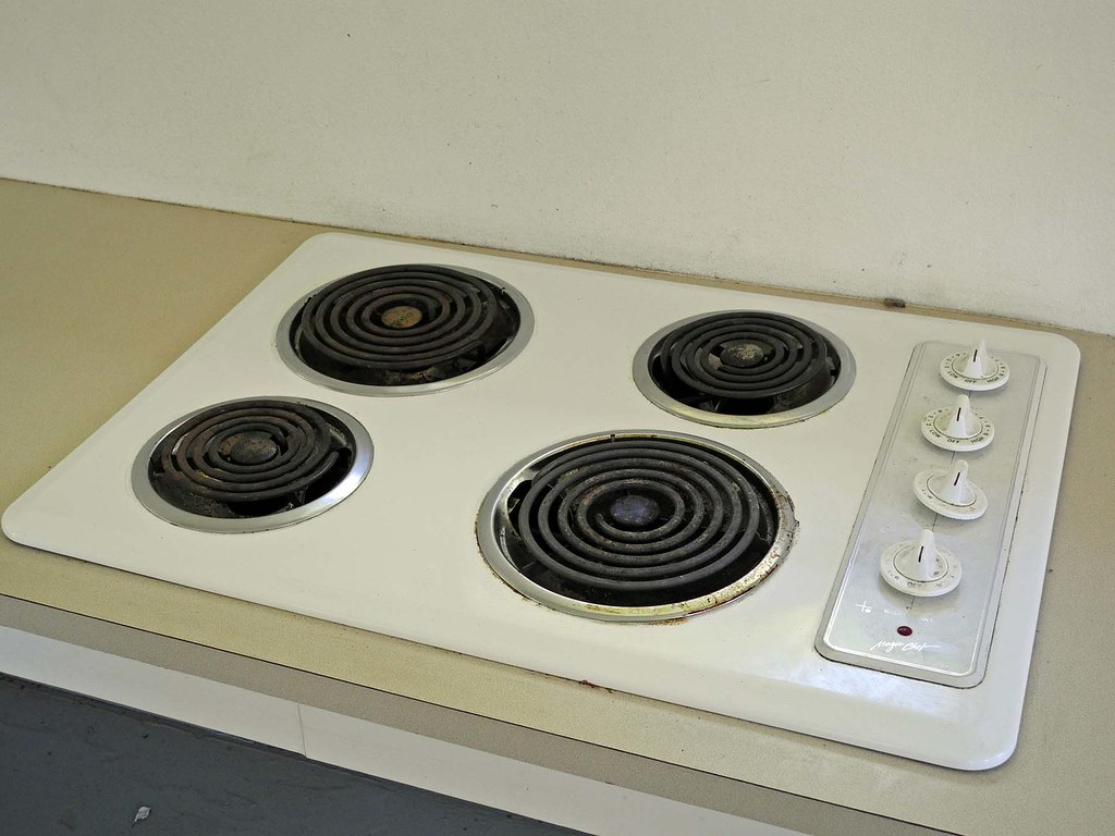 Magic Chef Electric Cooktop ~ Installing electric cooktop car
