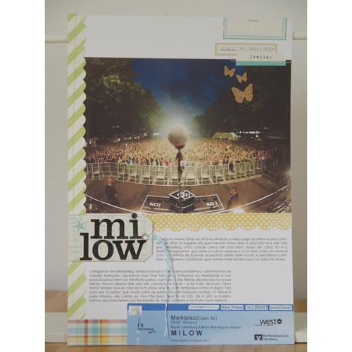 143 - Milow concert