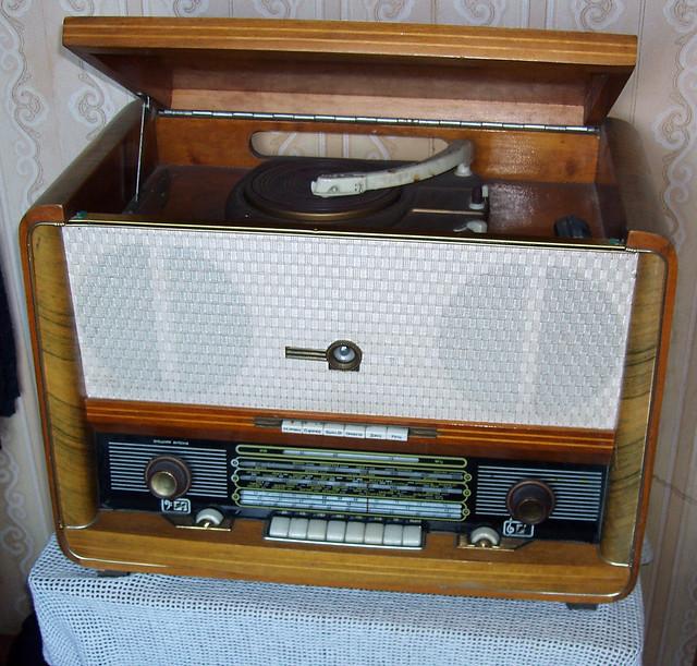 Электрофон «Юность-301». Схема