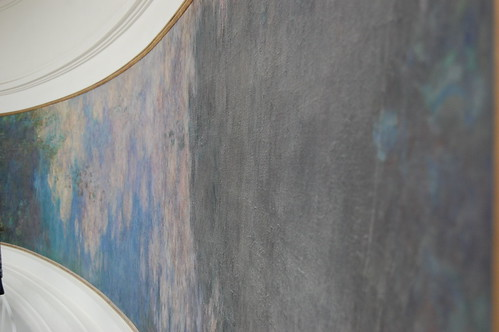 Monet's waterlilies at L'Orangerie