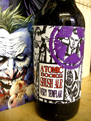 Atomic Shush Ale