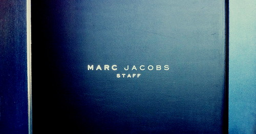 Marc Jacobs Staff