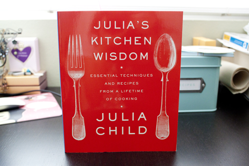 Julia's Kitchen Wisdom by applepieorder