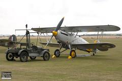G-BURZ - K3661 - 41H-59890 - Private - Hawker Nimrod II - 110710 - Duxford - Steven Gray - IMG_5417