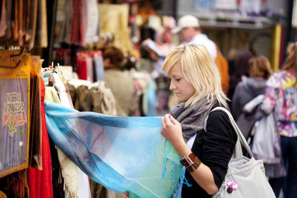 Market Place Shopping - Haggling Tips