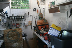 The little workspace