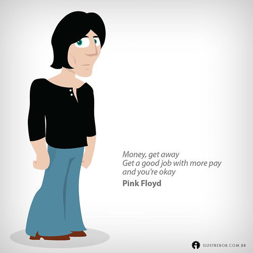 Pink Floyd • Qual é a música?
