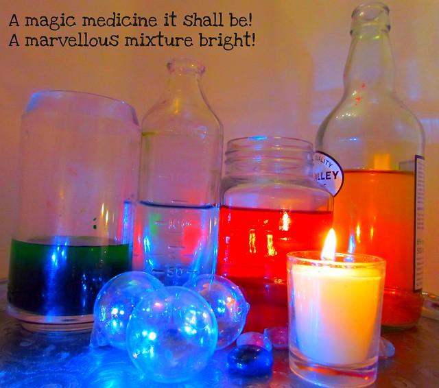 Marvellous Medicine