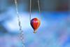 balloon (Natália Viana) Tags: love balloon balão amizade colar presente pingente natáliaviana