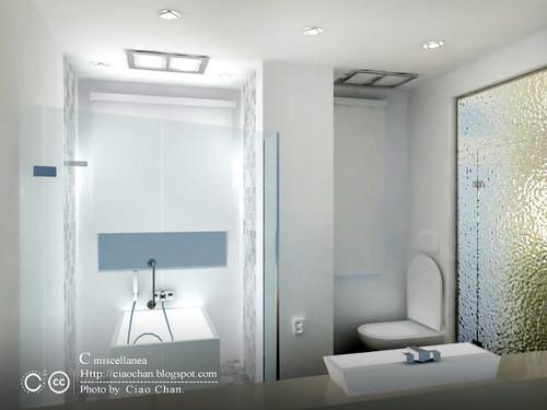 小坪數室內設計-測試Vray 3-02