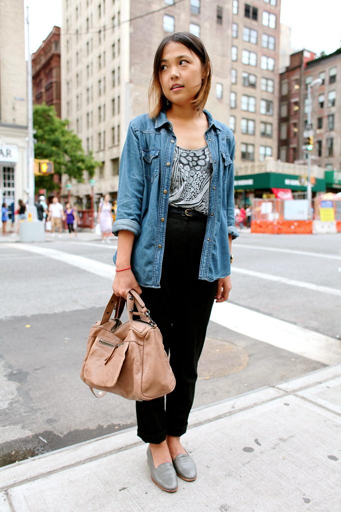street style fashion blog new york