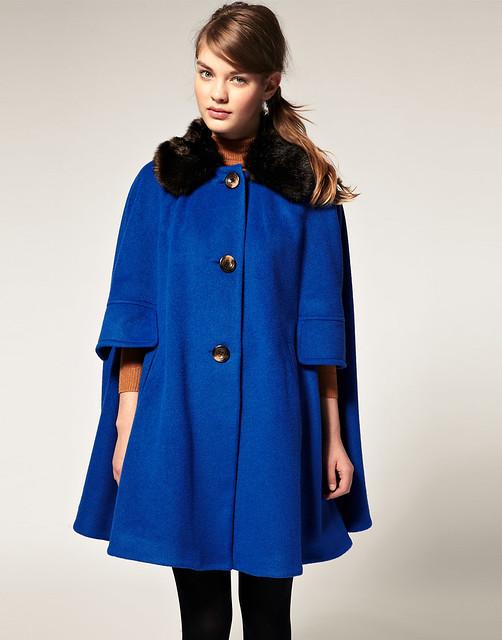 abrigo capa 100