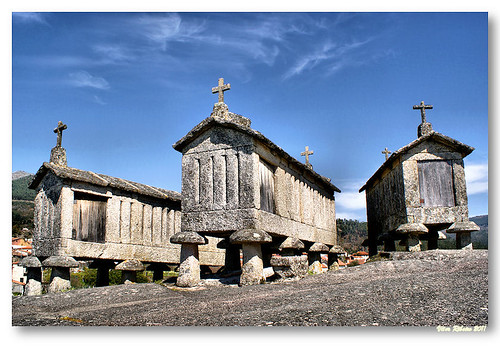 Espigueiros do Soajo #6 by VRfoto