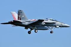 F/A-18F (vapor_trails) Tags: japan nikon aircraft aviation nikkor diamondbacks atsugi nf militaryaircraft superhornet tc14eii fa18f cona cvw5 vfa102  dback  nafatsugi 300mmf4d  d300s  aiafsnikkor300mmf4difed