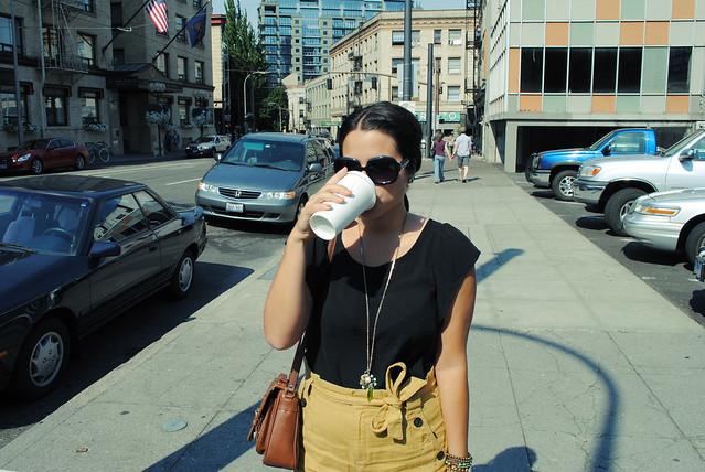 latte o'clock