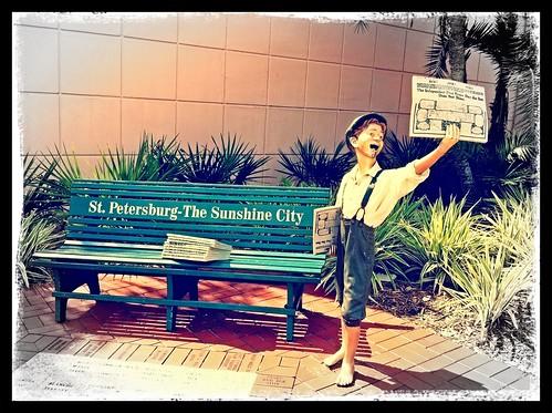 St. Pete Times by bichonphoto
