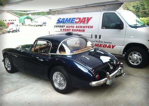 Classic Car Restoration Kent Wa