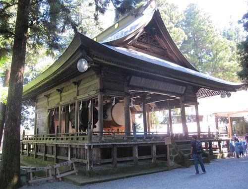 神楽殿/諏訪大社上社本宮 by Poran111