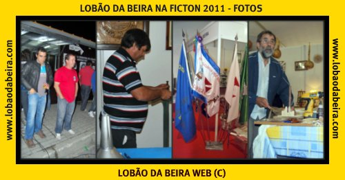 FICTON 2011/LOBÃO DA BEIRA