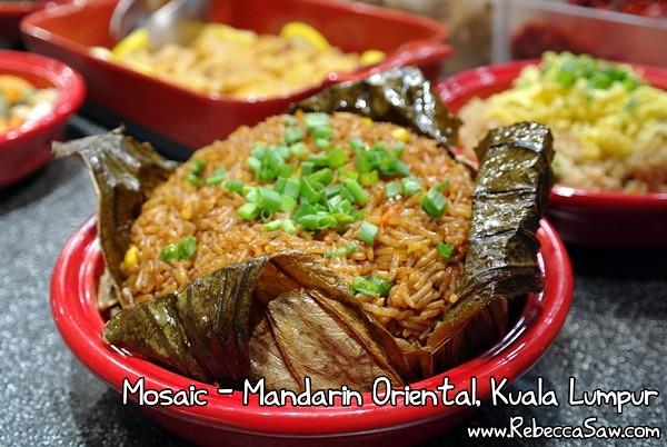 Mosaic- Mandarin Oriental, Kuala Lumpur-22